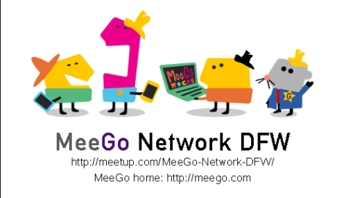 card back for MeeGo Network DFW